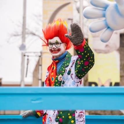 Ross Morton - Clown - Wave